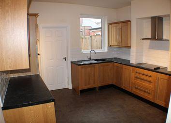 Thumbnail 2 bed terraced house for sale in Bernard Street, Nottingham