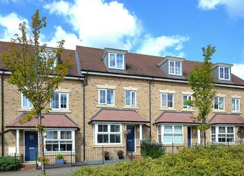 Thumbnail 4 bed terraced house for sale in Great High Ground, St Neots, Cambridgeshire