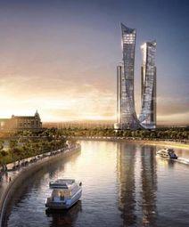 Thumbnail Block of flats for sale in Aykon City, Sheikh Zayed Road, Dubai, Uae, Dubai, United Arab Emirates