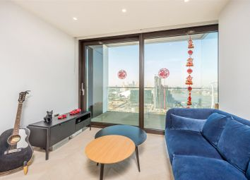 Thumbnail 1 bed flat for sale in The Waterman, 5 Tidemill Square, Greenwich Peninsula, London
