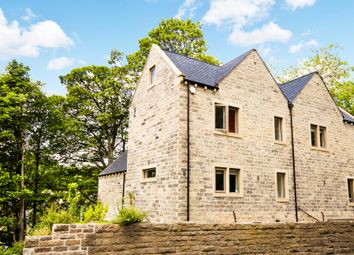 Thumbnail 5 bed detached house for sale in Ward Place Lane, Holmfirth