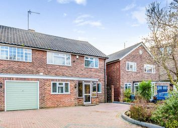 Thumbnail 6 bed semi-detached house for sale in Lesney Park Road, Erith