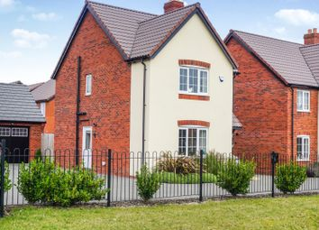 Anglers Way, Waterbeach, Cambridge CB25. 3 bed detached house for sale