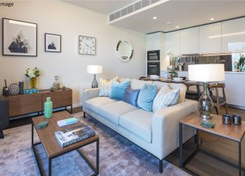 Thumbnail 3 bed flat for sale in Lillie Square East, Seagrave Road, Earls Court, London