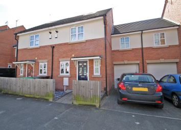 Thumbnail 4 bedroom town house for sale in Ryan Court, Crossman Street, Sherwood, Nottingham