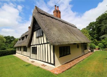 Thumbnail 5 bedroom detached house for sale in Heath Road, Little Braxted, Essex