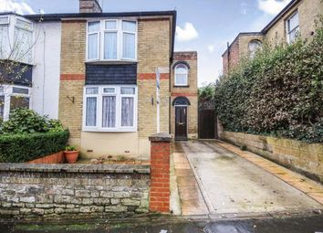 Thumbnail 3 bed semi-detached house for sale in St. Johns Road, Ryde