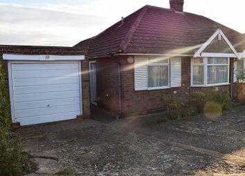 Thumbnail 2 bed bungalow to rent in St Martins Close, Northampton