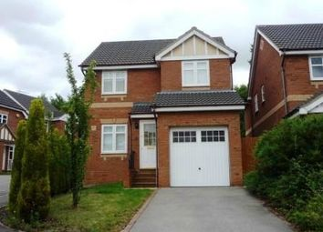 Thumbnail 3 bed detached house to rent in Millennium Close, Kettering