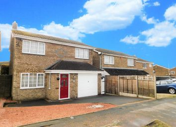 Thumbnail 3 bed detached house for sale in Romans Crescent, Coalville