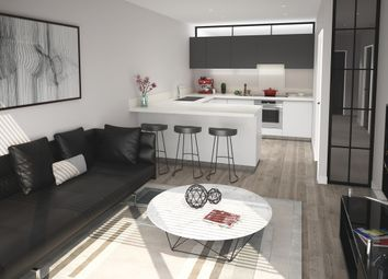 Thumbnail 2 bed flat for sale in George Street, Manchester