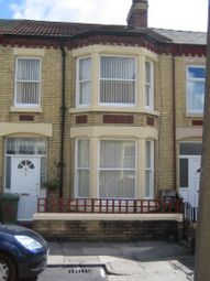 Thumbnail 3 bed terraced house to rent in York Road, Wallasey