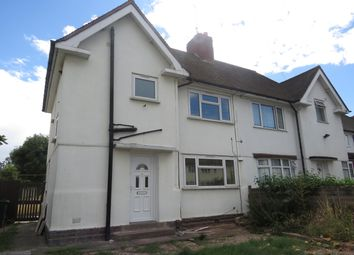 Thumbnail Semi-detached house to rent in Barlow Road, Wednesbury