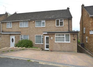 Thumbnail 3 bed semi-detached house for sale in Hepplewhite Close, High Wycombe