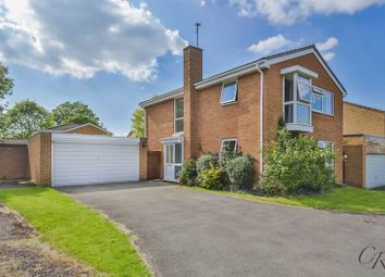 Thumbnail 4 bed detached house for sale in Hartley Close, Charlton Kings, Cheltenham