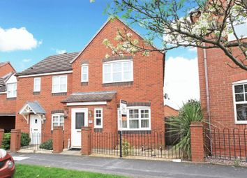 Thumbnail 3 bedroom semi-detached house for sale in Marlborough Road, Hadley, Telford