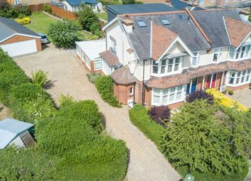 Thumbnail 5 bedroom semi-detached house for sale in Stanstead Road, Hoddesdon, Hertfordshire