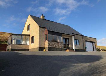 Thumbnail 4 bed detached house for sale in Bixter, Shetland