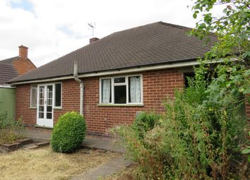 Thumbnail 2 bed detached bungalow for sale in Blagreaves Avenue, Littleover, Derby