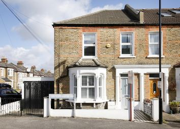 Thumbnail 3 bedroom end terrace house for sale in Treviso Road, Forest Hill