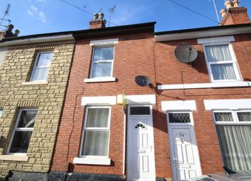 Thumbnail 3 bedroom terraced house to rent in Wolfa Street, Derby, Derbyshire