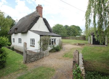 Thumbnail 3 bedroom detached house for sale in Plum Tree Cottage, Roke, Wallingford
