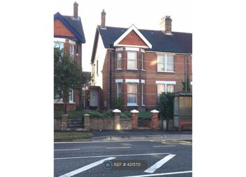 Thumbnail 3 bedroom flat to rent in Wimborne Road, Poole