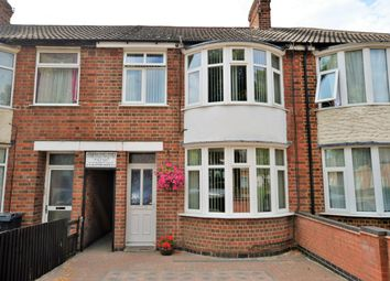Thumbnail 3 bedroom terraced house for sale in Saffron Lane, Leicester