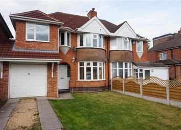 Thumbnail 4 bed semi-detached house for sale in Elmfield Road, Castle Bromwich, Birmingham