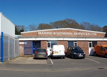 Thumbnail Industrial to let in Industrial With Yard, Poole