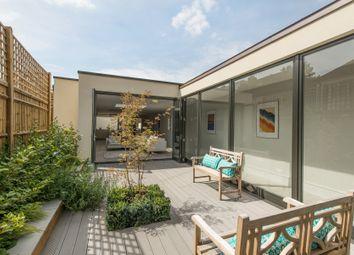 Thumbnail 4 bedroom semi-detached house for sale in Brockham Close, Lake Road, Wimbledon