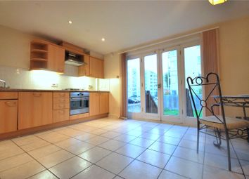 Thumbnail 4 bed end terrace house to rent in Jamestown Way, London