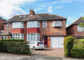 4 bed semi-detached house for sale in Forest Approach, Woodford Green IG8