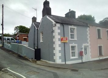 Thumbnail 3 bed end terrace house for sale in Llanarth, Ceredigion