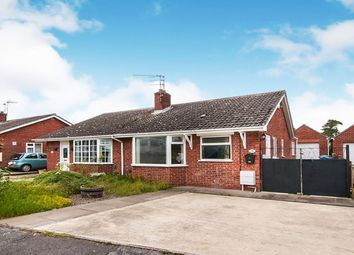 2 bed bungalow to rent in Hambleton View, Tollerton, York YO61