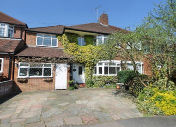 Thumbnail 5 bedroom semi-detached house for sale in Silverston Way, Stanmore