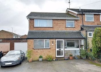 Thumbnail 3 bed end terrace house for sale in Great Innings South, Watton At Stone