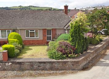Thumbnail 2 bed bungalow for sale in Dolafon Road, Newtown, Powys