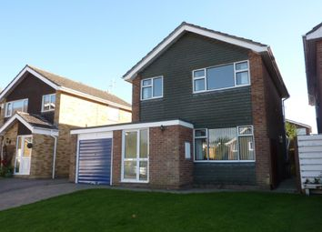 Thumbnail 3 bed detached house to rent in Heron Way, Banbury