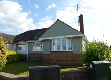 Thumbnail 2 bed bungalow to rent in Cedar Way, Wellingborough