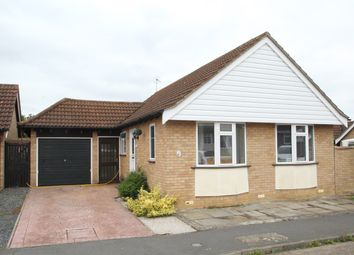 Thumbnail 2 bedroom detached bungalow for sale in Weavers Close, Stowmarket