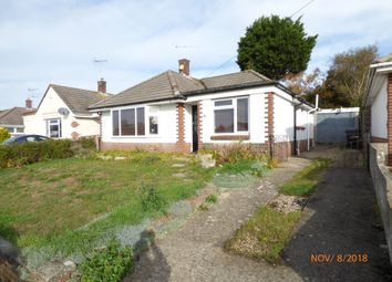 Thumbnail 3 bed bungalow for sale in Bridport Road, Parkstone Poole