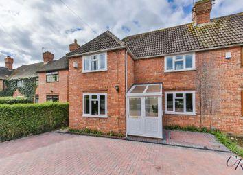 Thumbnail 4 bed semi-detached house for sale in Spenser Road, Cheltenham