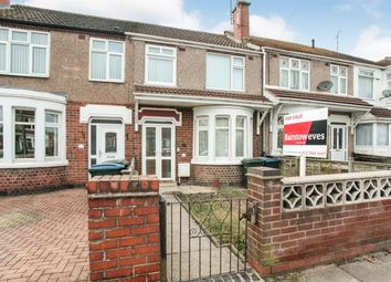 Thumbnail 3 bed terraced house for sale in Catesby Road, Radford, Coventry, West Midlands