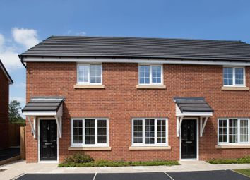 Thumbnail 2 bedroom property for sale in Almond Brook Road, Standish, Wigan