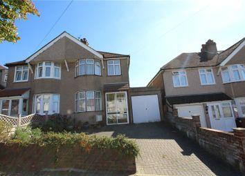 3 bed semi-detached house for sale in Dorset Avenue, South Welling, Kent DA16