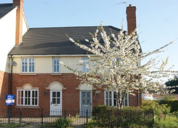 Thumbnail 3 bed terraced house for sale in Swan Court, Burford