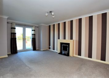Thumbnail 2 bed flat for sale in Grange Court, Motherwell