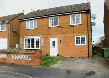 Thumbnail 3 bed detached house for sale in Julia Crescent, Stonebroom, Alfreton