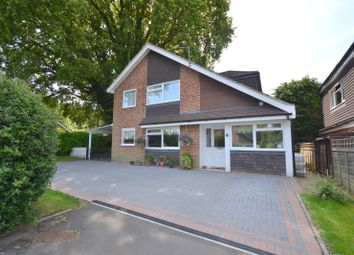Thumbnail 4 bed detached house for sale in The Maples, Ottershaw, Chertsey